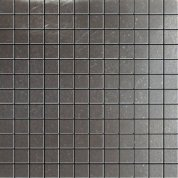 Inox chrome graffiato mosaico
