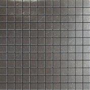 Inox chrome graffiato mosaico