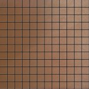 Inox copper graffiato mosaico