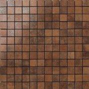Nanocorten copper lappato mosaico