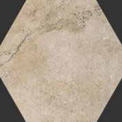 Neocountry beige natural hexagonal L34.38
