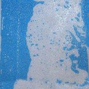 Живая плитка голубая