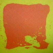 Живая плитка жёлто-красная