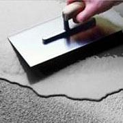 Работы по бетонному полу